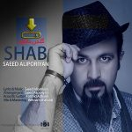 آهنگ شب از سعید علیپوریان همراه با متن و پخش آنلاین