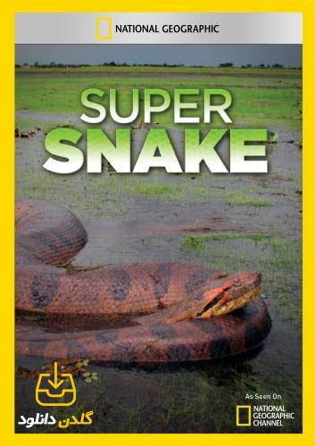 مستند جستجوی مارهای غول پیکر - Search For The Super Snake